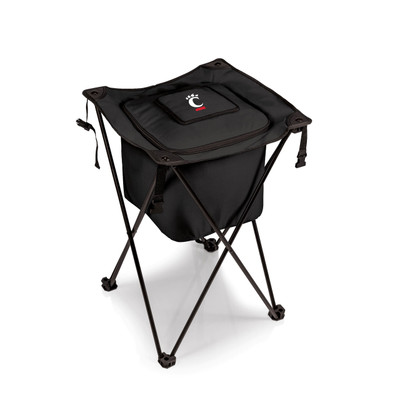 Cincinnati Bearcats Sidekick Portable Cooler - Black | Picnic Time | 779-00-179-664-0