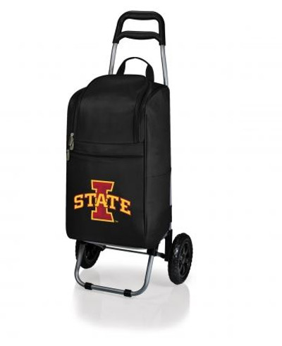 Iowa State Cyclones Rolling Cart Cooler | Picnic Time | 545-00-175-234-0