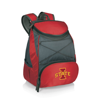 Iowa State Cyclones Insulated Backpack PTX - Red | Picnic Time | 633-00-100-234-0