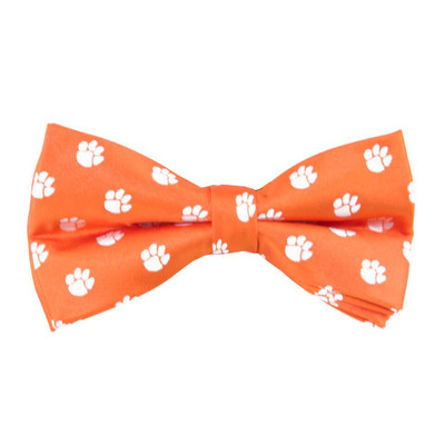 Clemson Tigers Repeat Bow Tie | Eagles Wings | 9868
