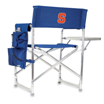 Syracuse Orange Sports Chair | Picnic Time | 809-00-138-544-0