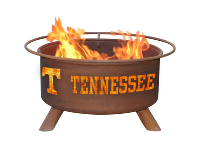 Tennessee Volunteers Portable Fire Pit Grill | Patina | F230