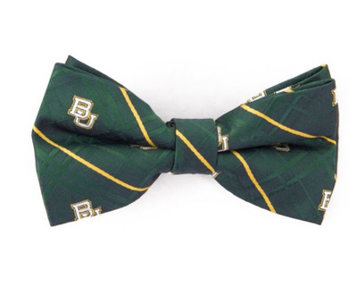Baylor Bears Oxford Bow Tie | Eagles Wings | 3917