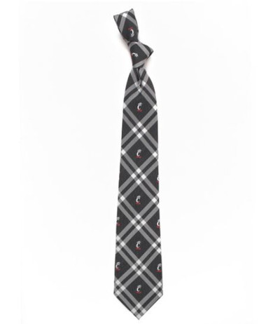 Cincinnati Bearcats Woven Poly Rhodes Tie | Eagles Wings | 4635