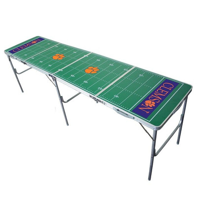 Clemson Tigers Tailgate Table | Wild Sports | TPC-D-CLEM