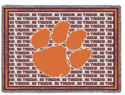 Clemson Go Tigers Stadium Blanket | Pure Country | 818-A