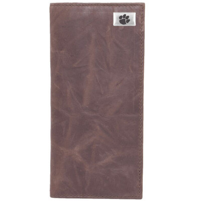 Clemson Tigers Tri-Fold Wallet | Eagles Wings | 2503