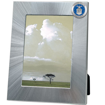 Air Force Academy 5x7 Picture Frame | Heritage Pewter | FR10271EBLG