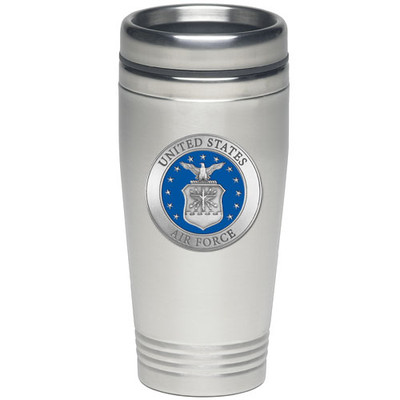 Air Force Academy Thermal Mug | Heritage Pewter | TD10271EB