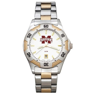 Mississippi St. Bulldogs Men's All Pro Watch | Logo Art | MSS153