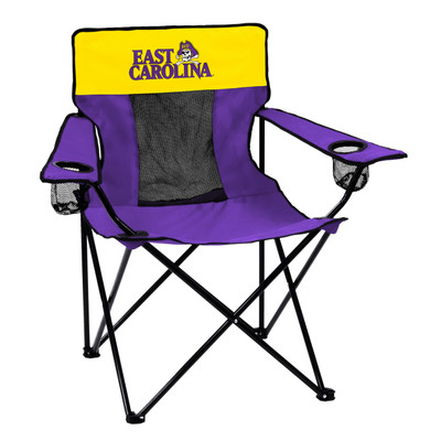 East Carolina Pirates Elite Tailgate Chair | Logo Chair |131-12E