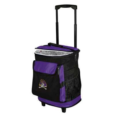 East Carolina Pirates Rolling Cooler | Logo Chair |131-57