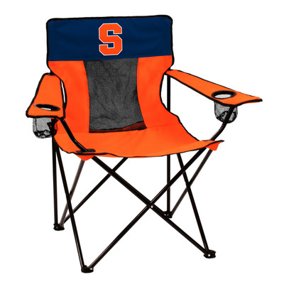 Syracuse Orange Elite Tailgate Chair | Logo Chair | 214-12E