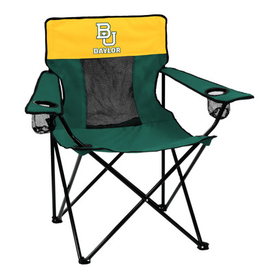 Baylor Bears Elite Tailgate Chair | Logo Chair | 111-12E