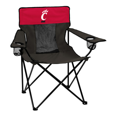 Cincinnati Bearcats Elite Tailgate Chair | Logo Chair | 121-12E