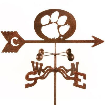 Clemson Tigers Paw Weathervane | EZ Vane | CU