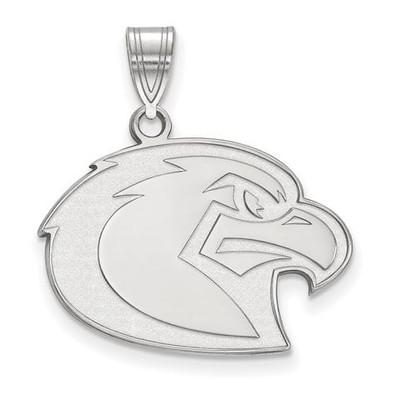Marquette University Golden Eagles 14k White Gold Large Pendant | Logo Art | 4W027MAR