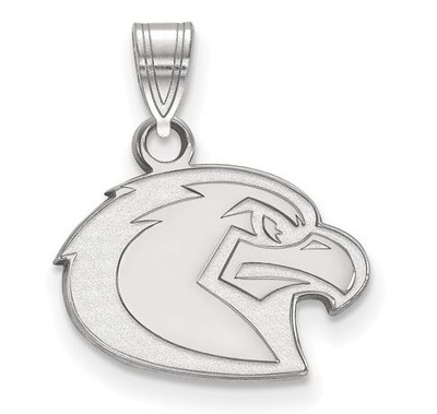 Marquette Golden Eagles 14k White Gold Small Pendant | Logo Art | 4W026MAR