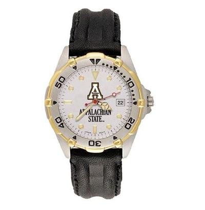 Appalachian State All-Star Leather Men's Watch | Logo Art | APS101