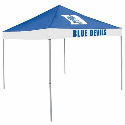 Duke Blue Devils Canopy Tailgate Tent | Logo Chair | 130-39E