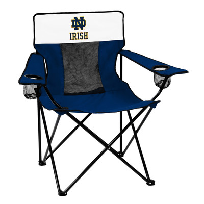 Notre Dame Fighting Irish Elite Tailgate Chair | Logo Chair |190-12E-1