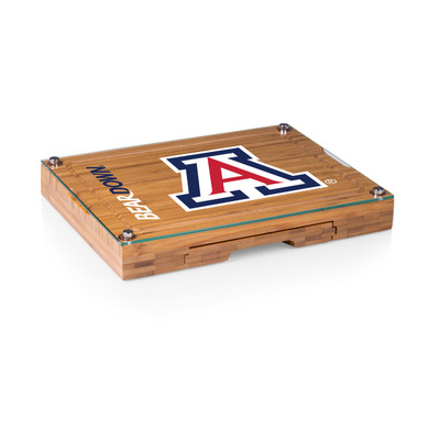 Arizona Wildcats Concerto Bamboo Cutting Board | Picnic Time | 919-00-505-014-0