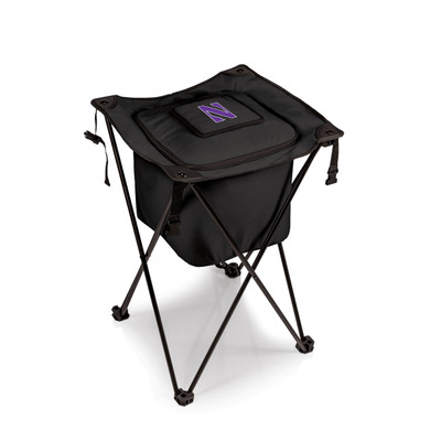 Northwestern Wildcats Sidekick Portable Cooler   | Picnic Time | 779-00-179-434-0