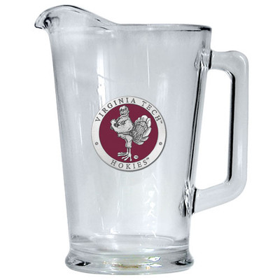 Virginia Tech Hokies Beer Pitcher | Heritage Pewter | PI10162ER