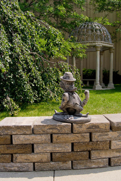 Notre Dame Fighting Irish Vintage Mascot Garden Statue | Stonecasters | 2787TR