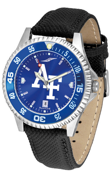 Air Force Academy Competitor AnoChrome Color Bezel Watch | SunTime | st-co3-aff-comp-ac