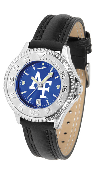 Air Force Academy Ladies Competitor AnoChrome Watch | SunTime | ST-CO3-AFF-COMPL-A