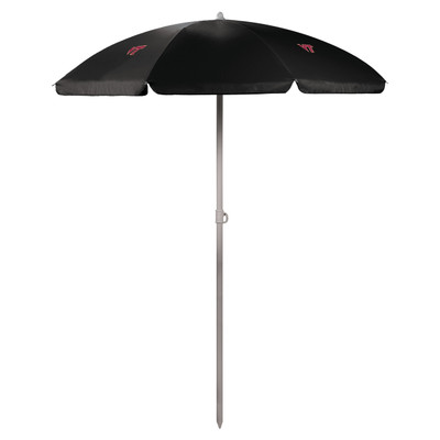 Virginia Tech Hokies Beach Umbrella | Picnic Time | 822-00-179-604-0