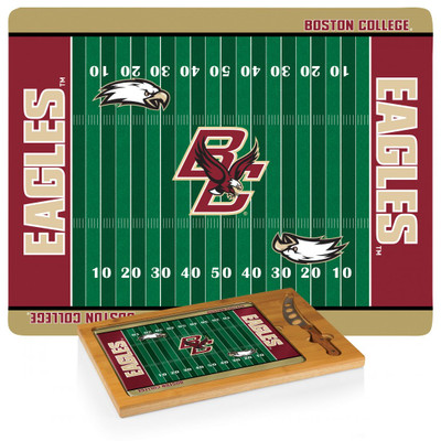 Boston College Eagles Icon Cheese Tray | Picnic Time | 910-00-505-054-0