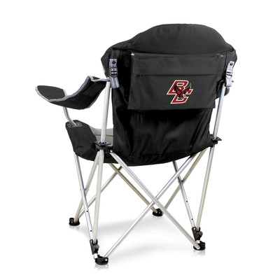 Boston College Eagles Reclining Camp Chair  | Picnic Time | 803-00-175-054-0