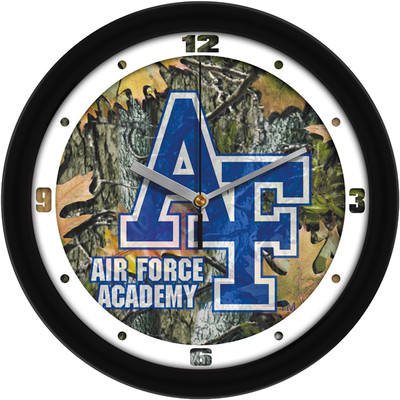Air Force Academy Camo Wall Clock | SunTime | ST-CO3-AFF-CWCLOCK