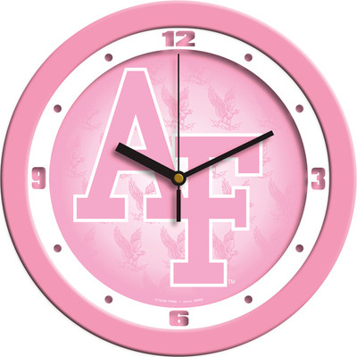 Air Force Academy Pink Wall Clock | SunTime | ST-CO3-AFF-PWCLOCK