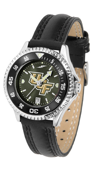 UCF Knights Ladies Competitor AnoChrome Watch with Color Bezel | SunTime | ST-CO3-UCF-COMPL-AC