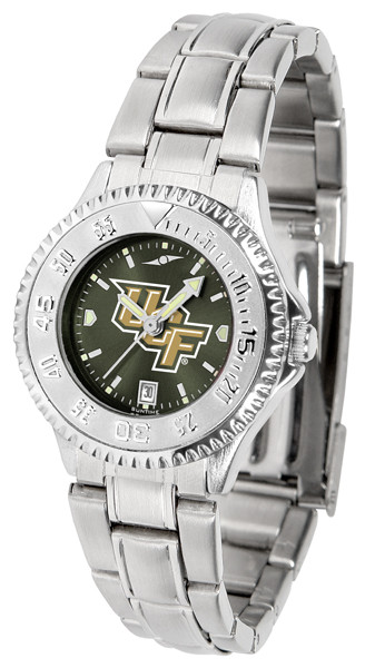 UCF Knights Ladies Competitor Steel AnoChrome Watch | SunTime | st-co3-ucf-complm-a