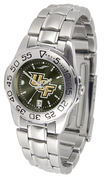 UCF Knights Ladies Sport Steel AnoChrome Watch | SunTime | ST-CO3-UCF-SPORTLM-A