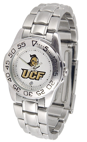 UCF Knights Ladies Sport Steel Watch | SunTime | ST-CO3-UCF-SPORTLM