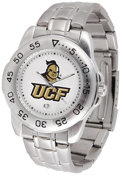 UCF Knights Men's Sport Steel Watch | SunTime | ST-CO3-UCF-SPORTM