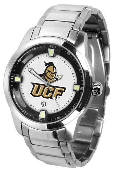 UCF Knights Men's Titan Steel Watch | SunTime | ST-CO3-UCF-TITANM