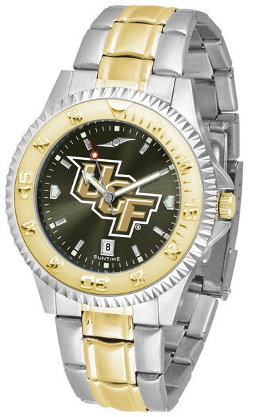 UCF Knights Men's Competitor Two-Tone AnoChrome Watch | SunTime | st-co3-ucf-compmg-a
