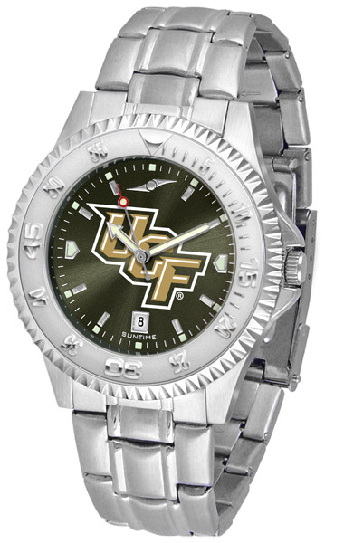 UCF Knights Men's Competitor Steel AnoChrome Watch | SunTime | st-co3-ucf-compm-a