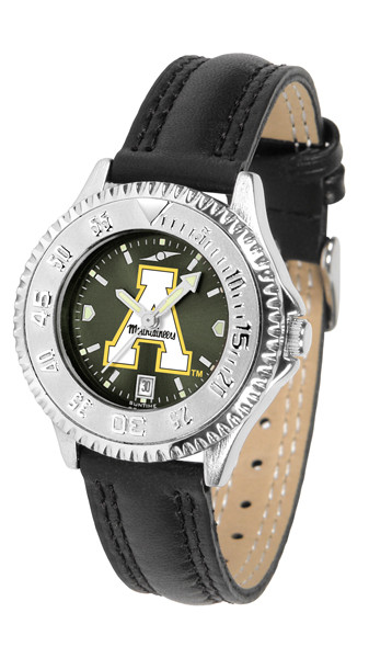 Appalachian State Mountaineers Ladies Competitor AnoChrome Watch | SunTime | ST-CO3-ASM-COMPL-A
