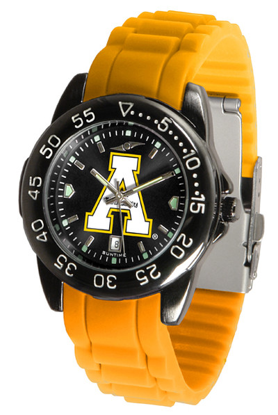 Appalachian State Mountaineers Men's Fantom Sport AC AnoChrome Watch | SunTime | ST-CO3-ASM-FANTOM-AC