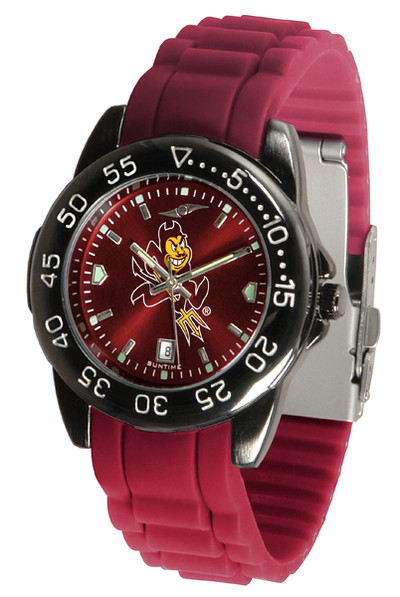 Arizona State Sun Devils Men's Fantom Sport AC AnoChrome Watch | SunTime | ST-CO3-ASD-FANTOM-AC