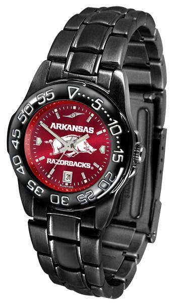 Arkansas Razorbacks Fantom Sport AnoChrome Watch | SunTime | ST-CO3-ARR-FANTOML-A