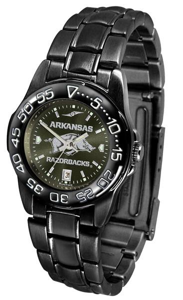 Arkansas Razorbacks Ladies Fantom Sport Watch | SunTime | ST-CO3-ARR-FANTOML