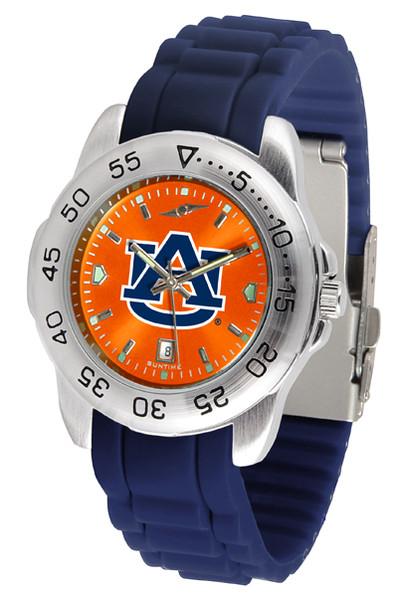 Auburn Tigers Men's Sport AC AnoChrome Watch | SunTime | ST-CO3-AUT-SPORT-AC